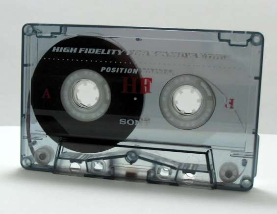 Pasa tu cassette de audio a usb
